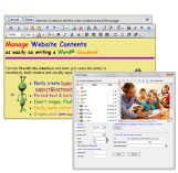 See how teacher websites work.
